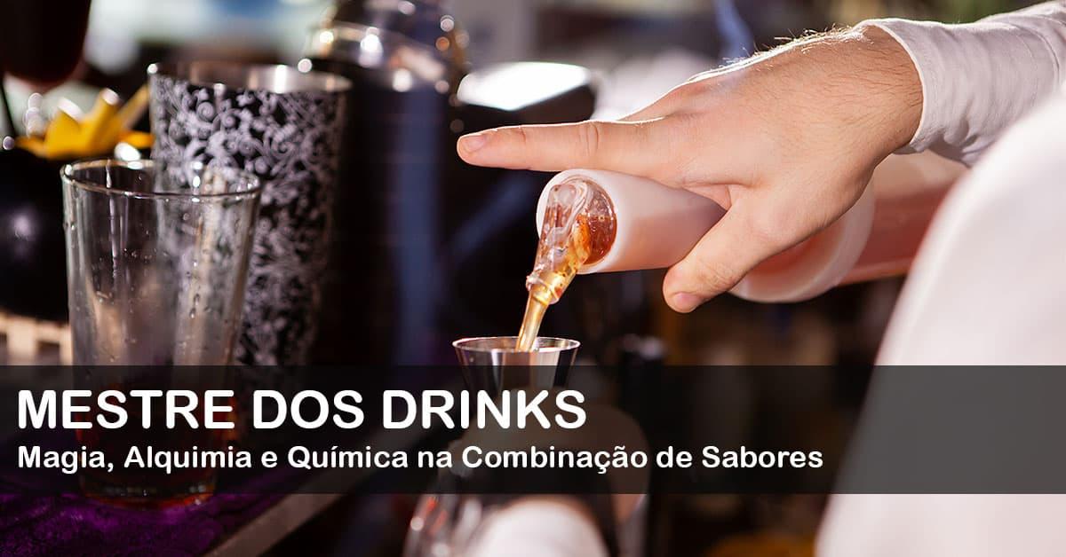 Mestre dos Drinks - #1 em Receitas de Drinks